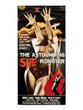 Astounding She-Monster  1957