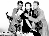 His Girl Friday  Cary Grant  Rosalind Russell  Ralph Bellamy  1940