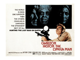 The Omega Man  Charleton Heston  1971