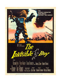 The Invisible Boy  Robby the Robot  1957