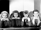 Little Women  Joan Bennett  Jean Parker  Katharine Hepburn  Frances Dee  1933