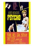 Psycho  Anthony Perkins  Vera Miles  Janet Leigh  John Gavin  1960