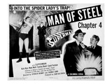 Superman  (Serial)  Kirk Alyn  Chapter 4  'Man of Steel'  1948