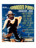 Forbidden Planet  Left: Robby the Robot  1956