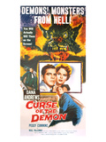 Night of the Demon  (AKA Curse of the Demon)  Dana Andrews  Peggy Cummins  1957