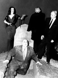 Plan 9 From Outer Space  Vampira  Tor Johnson  Dr Tom Mason (Bela Lugosi's Double)  Criswell  1959