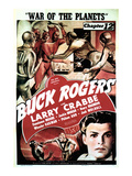 Buck Rogers  Larry Crabbe In 'Chapter 12: War of the Planets'  1940