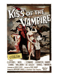 The Kiss of the Vampire  1963