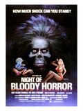 Night of Bloody Horror  Gerald McRaney  1969