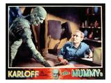 The Mummy  Boris Karloff  Bramwell Fletcher  1932