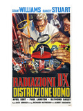The Incredible Shrinking Man (AKA Radiazioni B-X Distruzione Uomo)  1957
