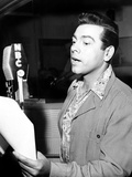 Mario Lanza on His Radio Show 'The Mario Lanza Show'  March 21  1952