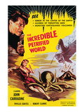 The Incredible Petrified World  John Carradine  1959