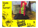 The Deadly Bees  Catherine Finn  1967