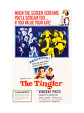 The Tingler  Bottom: Vincent Price  Patricia Cutts  1959