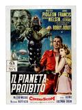 Forbidden Planet (AKA Il Pianeta Proibito)  1956
