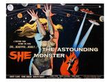 The Astounding She Monster  Shirley Kilpatrick  1958