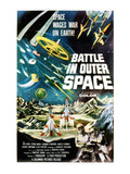 Battle In Outer Space  (AKA Uchu Daisenso)  1959