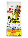 The Reluctant Astronaut  Upper Right: Don Knotts On An 'Australian Daybill'  1967