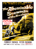 The Abominable Snowman  (AKA the Abominable Snowman of the Himalayas)  Back  1957