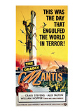 The Deadly Mantis  Craig Stevens  Alix Talton  1957