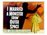 I Married A Monster From Outer Space  Gloria Talbott  1958
