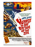 Voyage to the Bottom of the Sea  Walter Pidgeon  Frankie Avalon  1961