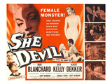 She Devil  1957