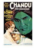 Chandu the Magician  Irene Ware  Edmund Lowe  Bela Lugosi  1932