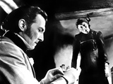 Curse of Frankenstein  Peter Cushing  Christopher Lee  1957
