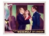 Werewolf of London  Henry Hull  Valerie Hobson  Lester Matthews  1935