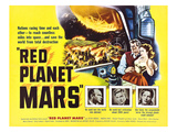 Red Planet Mars  Herbert Berghof  Peter Graves  Andrea King  1952