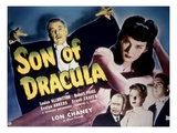 Son of Dracula  Lon Chaney  Jr  Louise Allbritton  Frank Craven  Evelyn Ankers  Robert Paige  1943