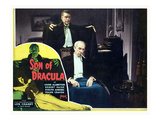 Son of Dracula  Lon Chaney  Jr  Samuel S Hinds  (Inset: Louise Allbritton)  1943