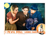 The Devil Doll  Grace Ford  Henry B Walthall  Lionel Barrymore  1936