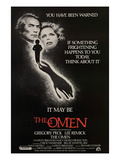 The Omen  From Left  Gregory Peck  Lee Remick  1976