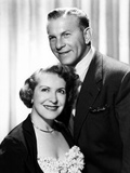 The George Burns and Gracie Allen Show  Gracie Allen  George Burns  1950-58