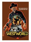Westworld  Yul Brynner  1973
