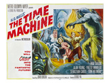 The Time Machine  Yvette Mimieux  Rod Taylor  1960