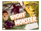 Night Monster  Bela Lugosi  1942