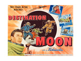 Destination Moon  Left: John Archer  1950