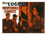 Invisible Ghost  1941
