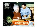 Queen of Blood Florence Marley  Dennis Hopper  1966