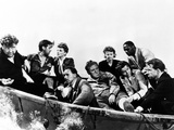 Lifeboat  Walter Slezak  John Hodiak  Tallulah Bankhead  Henry Hull  William Bendix  et al  1944