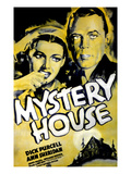 Mystery House  From Left: Ann Sheridan  Dick Purcell  1938