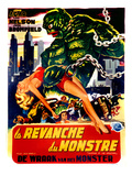 Revenge of the Creature  (aka La Revanche Du Monstre)  1955