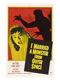 I Married A Monster From Outer Space  Tom Tryon  Gloria Talbott  1958