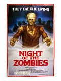 Night of the Zombies  (AKA Virus  AKA Hell of the Living Dead)  1980