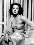Hedy Lamarr in Promotional Photo for My Favorite Spy  1951