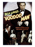 Voodoo Man  Bela Lugosi  John Carradine (Bottom Left)  1944